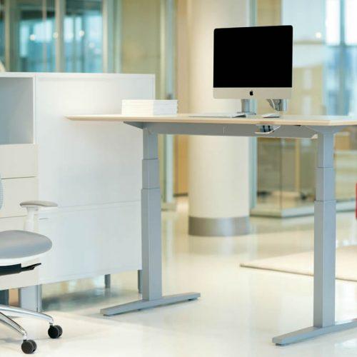 Teknion Ergonomic Desk
