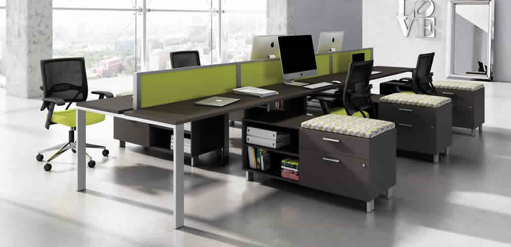 OFGO Zone Workstations