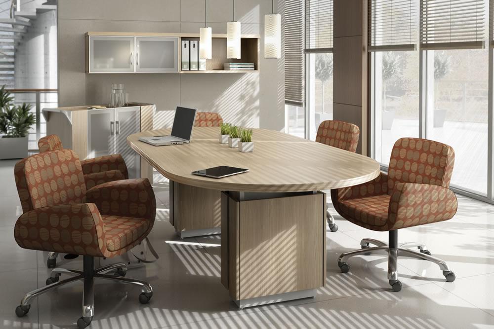Global Zira Boardroom Table