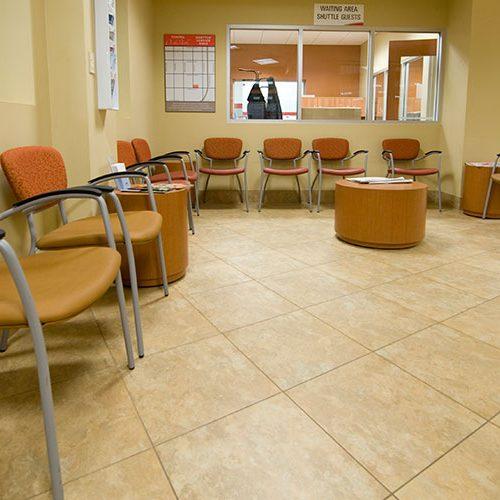 Global Waiting Room